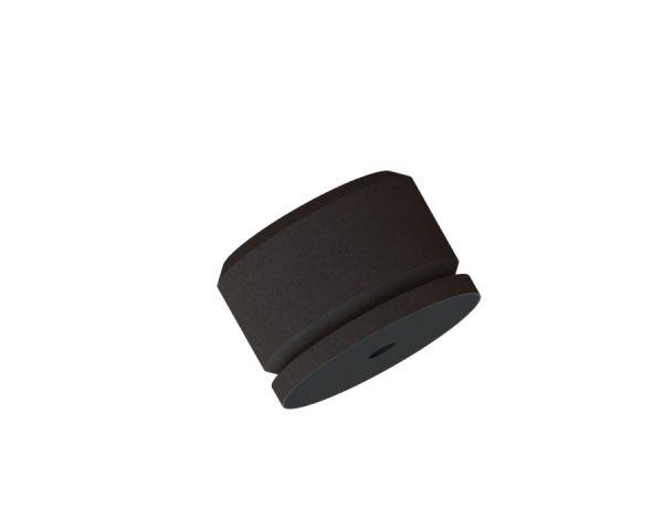 Aufsetzpuffer aus AUTAN® HE, Typ A, D.100 * H.80, zertifiziert nach EN 81-20/50