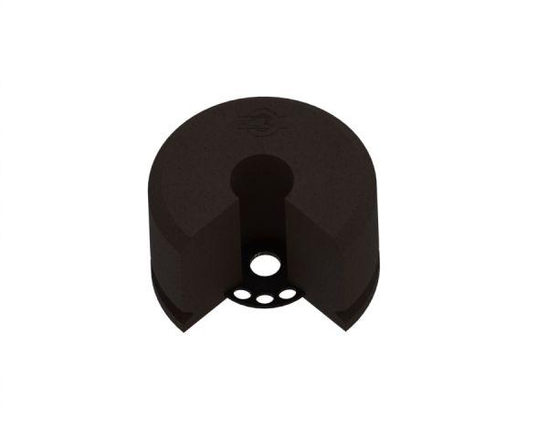 Aufsetzpuffer aus AUTAN® HE, Typ D, D.125 * H.80, zertifiziert nach EN 81-20/50