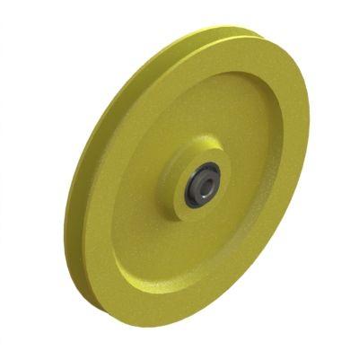 Seilspannrolle Ø 215 mm mit R 4,5 (Typ PA LL)