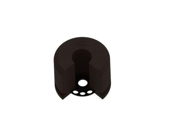Aufsetzpuffer aus AUTAN® HE, Typ D, D.100 * H.80, zertifiziert nach EN 81-20/50